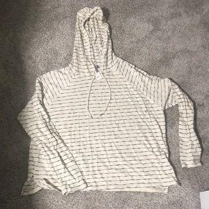 BNWT American Eagle thin hoodie SZ XL